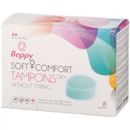 Beppy Dry Comfort Tampons 8 Pack