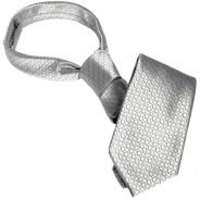 Fifty Shades of Grey Silver Tie