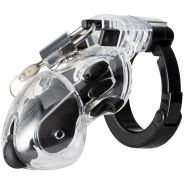 Mystim Pubic Enemy No. 2 Electro Chastity Device