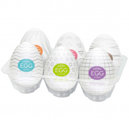 TENGA EGG 6 pack Masturbation Handjob for Men