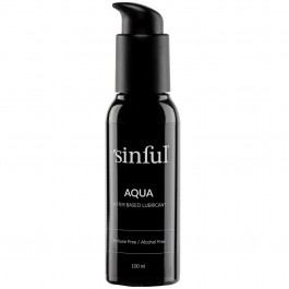 Sinful Aqua Water-based Lubricant 100 ml