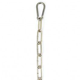 Rimba Metal Chain with Snap Hook 200 cm