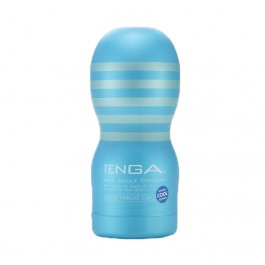TENGA Deep Throat Cup Cool