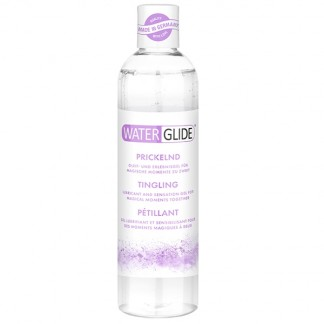Waterglide Tingling Stimulating Lubricant 300 ml
