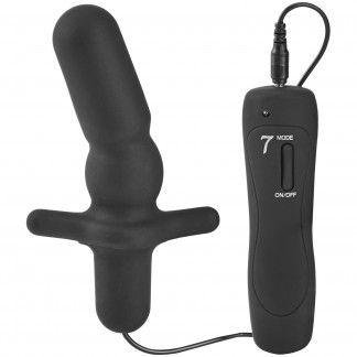 Sinful Remote Controlled Vibrating Butt Plug Small