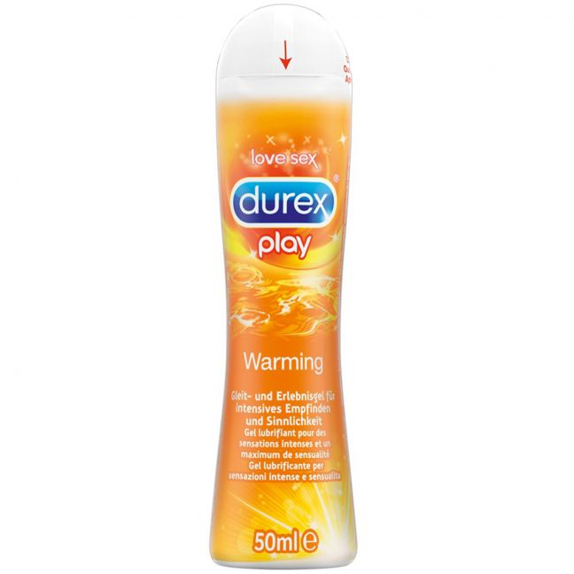 Durex Play Warming Lube 50 ml