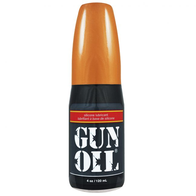 Gun Oil Silicone Lubricant 118 ml