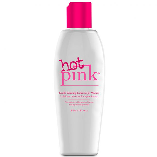 Pink Hot Warming Lubricant 80 ml
