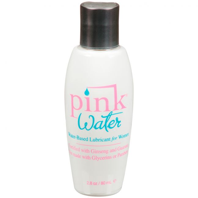 Pink Water Water Based Lubricant 80 ml