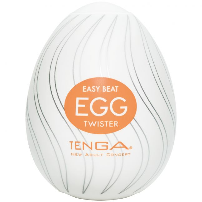 TENGA Egg Twister Masturbation Hand Job for Men