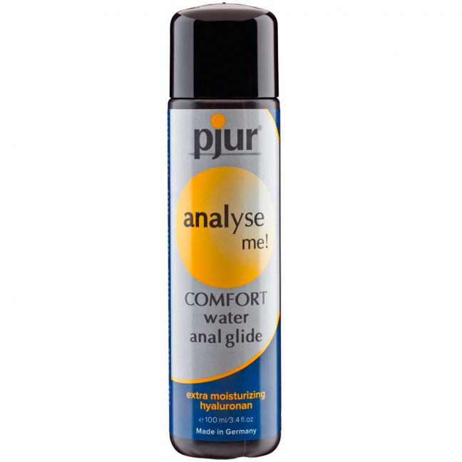 Pjur Analyse Me Water-based Anal Lube 100 ml