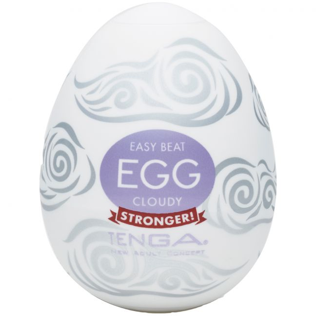 TENGA Egg Cloudy Handjob Masturbator for Men