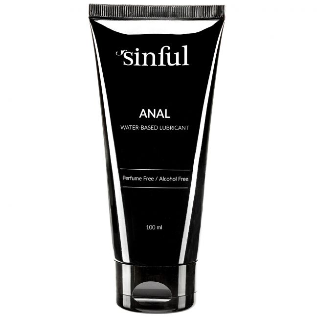 Sinful Anal Lubricant 100 ml