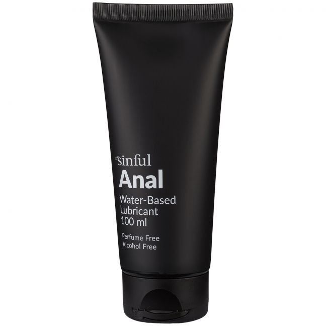 Sinful Anal Water-based Lube 100 ml