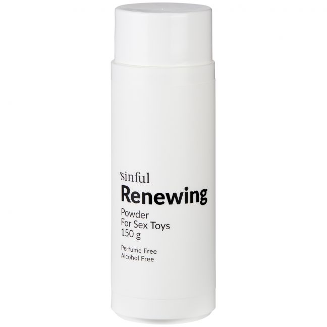 Sinful Renewing Powder for Realistic Sex Toys 150 g