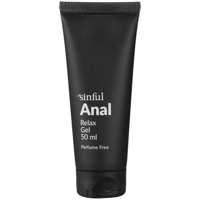 Sinful Anal Relax Gel 50 ml