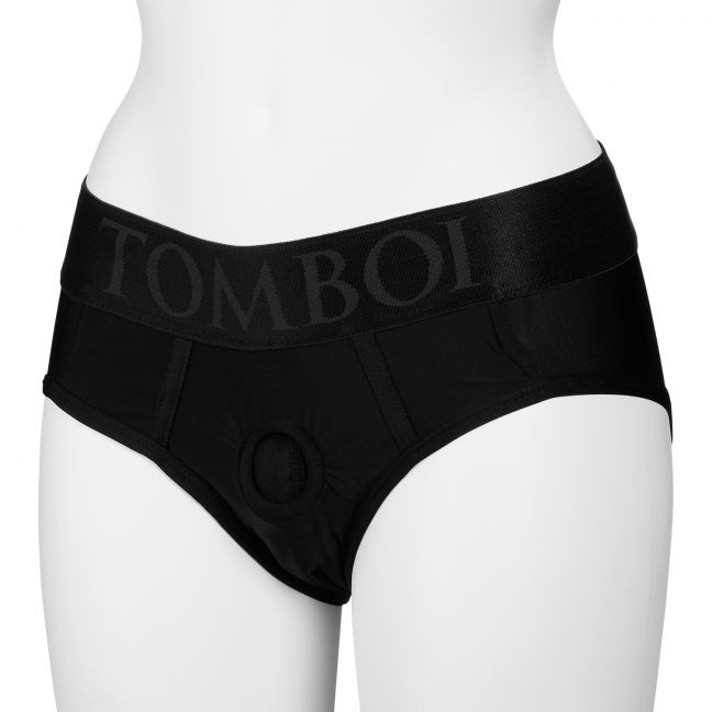 SpareParts HardWear Tomboi Brief Harness for Women