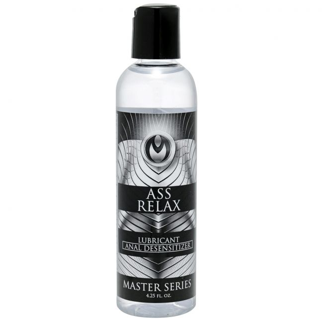 Master Series Ass Relax Lubricant 125 ml