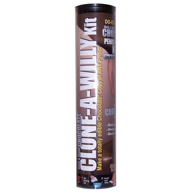 Clone-A-Willy Clone Your Penis Chocolate Version