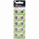 Hi-Watt Alkaline Batteries AG13 - LR44 Pack of 10