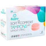 Beppy Wet Comfort Tampons 8 Pack