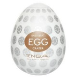TENGA Egg Crater Hand Job Masturbator for Men