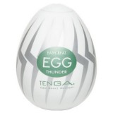 TENGA Egg Thunder Handjob Masturbator for Men