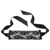 Sinful Deluxe Lace Blindfold