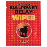 Bull Power Delay Wipes 6 Pack