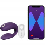 We-Vibe Sync Couples Vibrator with Remote Control and App