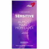 RFSU So Sensitive Latex Free Condoms 6 pcs.