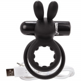 Screaming Ohare Rechargeable Rabbit Cock Ring