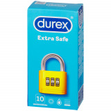 Durex Extra Safe Condoms 10 pcs