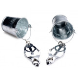 Master Series Jugs Nipple Clamps