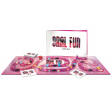 Oral Fun Game Board Game