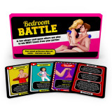 Bedroom Battle Erotic Card Game for Couples