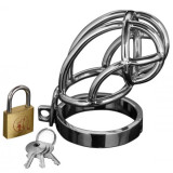 Master Series Captus Locking Chastity Device