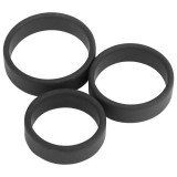 Sinful Premium Silicone Cock Ring Set of 3