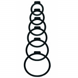 Tantus Silicone O-Ring Set of 6