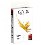 Glyde Supermax Vegan Condoms 10 Pack