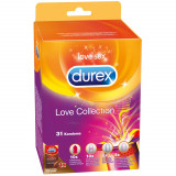 Durex Love Collection Condoms 31 Pack