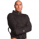 Strict Leather Straitjacket