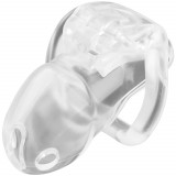 HolyTrainer V3 Chastity Device Small Transparent