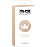 Secura Original Condoms 12 Pack