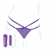 Fantasy For Her Cheeky Panty Thrill-Her Vibrating Panty