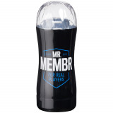 Mr. Membr Climax Clear Masturbator