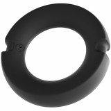 Doc Johnson KINK Silicone-covered Metal Cock Ring