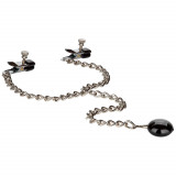 CalExotics Nipple Clamps with Weight