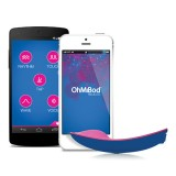 OhMiBod BlueMotion App-controlled Wireless Clitoral Vibrator