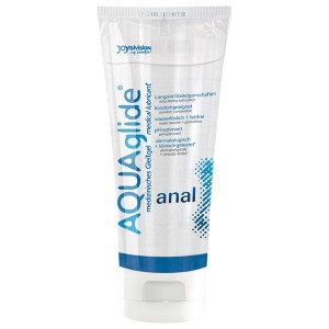 Aquaglide Anal Lube 100 ml - AWARD WINNER